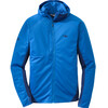 Outdoor Research M's Centrifuge Jacket 942-Glacier/Abyss